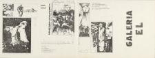 Daniel Gawlik - Wystawa Prac w Laboratorium Sztuki Galeria El - afisz