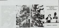 Wiesław Osewski - Wystawa Grafiki w Laboratorium Sztuki Galerii El - folder