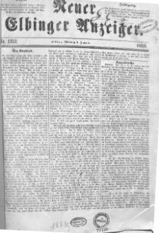 Neuer Elbinger Anzeiger 1859