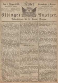 Neuer Elbinger Anzeiger 1869