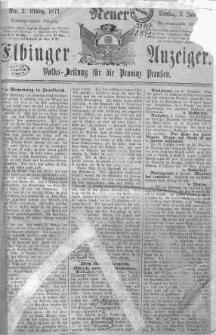 Neuer Elbinger Anzeiger 1871