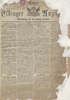 Neuer Elbinger Anzeiger 1872