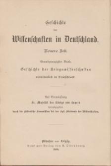 Erste Abteilung: Altertum, Mittelalter, XV. und XVI. Jahrhundert