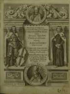 Petri De Dusburg, Ordinis Teutonici Sacerdotis, Chronicon Prussiae : in quo Ordinis Teutonici Origo, Nec Non Res ab eiusdem...