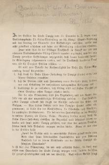 [Denkschrift über den Bau von Eisenbahn in Preussen]
