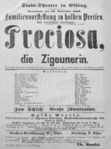 Preciosa, die Zigeunerin - P. A. Wolff