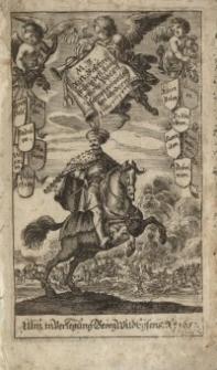 Anderte Beschreibung deß Königreichs Polen, und Großhertzogthums Litauen