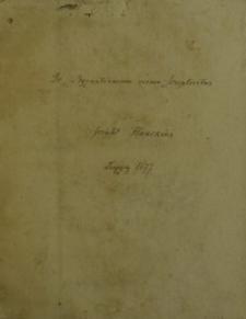 De Byzantinarum Rerum Scriptoribus Graecis...