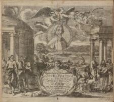 Opera Geist- und Weltlicher Gedichte. T.1-2