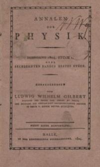 Annalen der Physik. Bd. 16