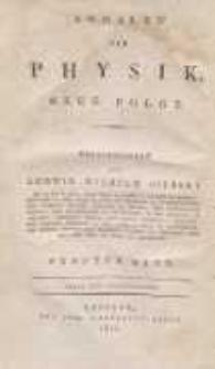 Annalen der Physik. Bd. 35