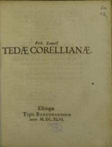 Tedae Corellianae