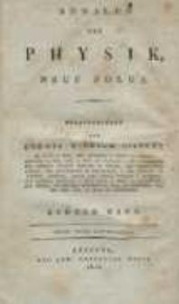Annalen der Physik. Bd. 38