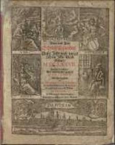 Neuer und Alter Schreib-Calender auffs Jahr nach unsers Herrn Christi Geburt 1677