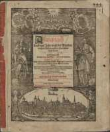 Neuer und Alter Schreib-Calender... 1649