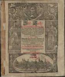 Neuer und Alter Schreib-Calender... 1663