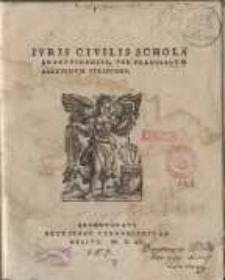 Iuris civilis Schola Argentinensis