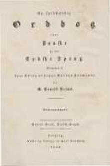 Neues vollständiges Wörterbuch der Dänischen…Th.2.