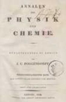 Annalen der Physik. Bd. 103