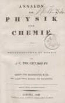 Annalen der Physik. Bd. 113