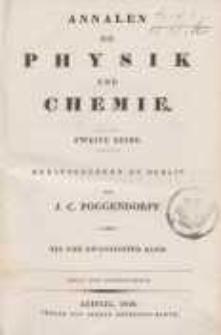 Annalen der Physik und Chemie. Bd. 127