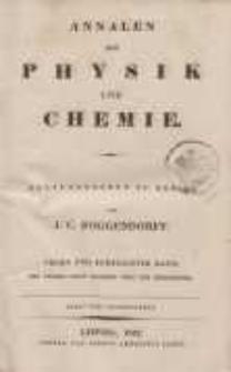 Annalen der Physik und Chemie. Bd. 132