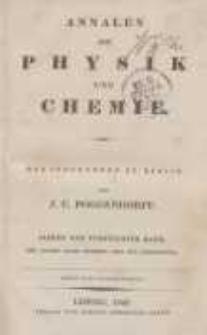Annalen der Physik und Chemie. Bd. 133