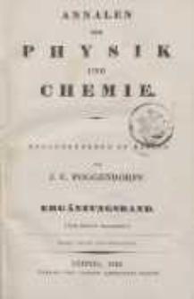 Annalen der Physik und Chemie. (Register)
