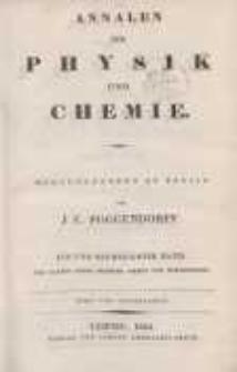 Annalen der Physik und Chemie. Bd. 137