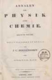 Annalen der Physik und Chemie. Bd. 143