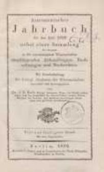 Astronomisches Jahrbuch für das Jahr 1829: nebst einer Sammlung der neuesten in die astronomischen ...