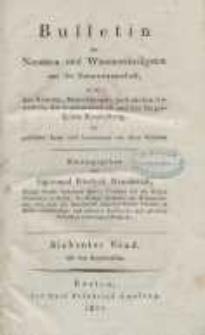 Bulletin des Neuesten und Wissenswürdigsten aus der Naturwissenschaft [...] H. 7.