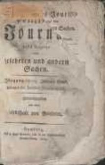 Politisches Journal nebst Anzeige von gelehrten und andern Sachen. Bd. 2 (H.7).