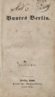 Buntes Berlin, 1838, z. 5.