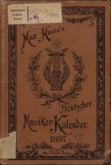 """""""Musiker-Kalender"""""""