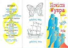 Słowicza wyspa – folder z programem teatralnym