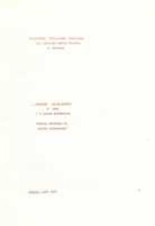 Program działalności w 1979 r. i w latach następnych