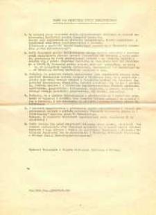 Regulamin dla Kierownika Punktu Bibliotecznego - komunikat