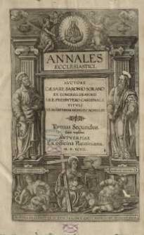 Annales ecclesiastici, T. 2