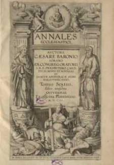 Annales ecclesiastici, T. 6