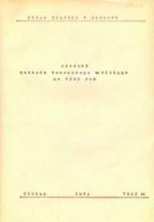 Projekt budżetu terenowego miasta Elbląga na 1983 r. – broszura