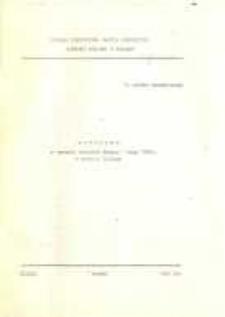 Wytyczne w Sprawie Obchodów Święta 1 Maja 1980 r. w mieście Elblągu - broszura