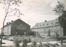 Nowy Dwór Gdański - widokówka