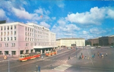 Kaliningrad - widokówka nr 9