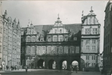 Gdańsk - widokówka nr 7
