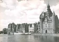 Gdańsk - widokówka nr 8