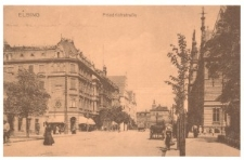 Elbląg do 1939 r. – widokówka nr 6