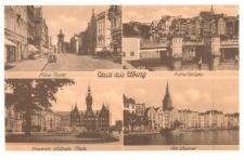 Elbląg do 1939 r. – widokówka nr 8