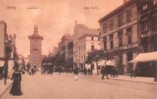 Elbląg do 1939 r. (2) – widokówka nr 17