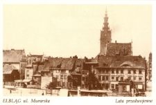Elbląg do 1939 r. (4) – widokówka nr 1